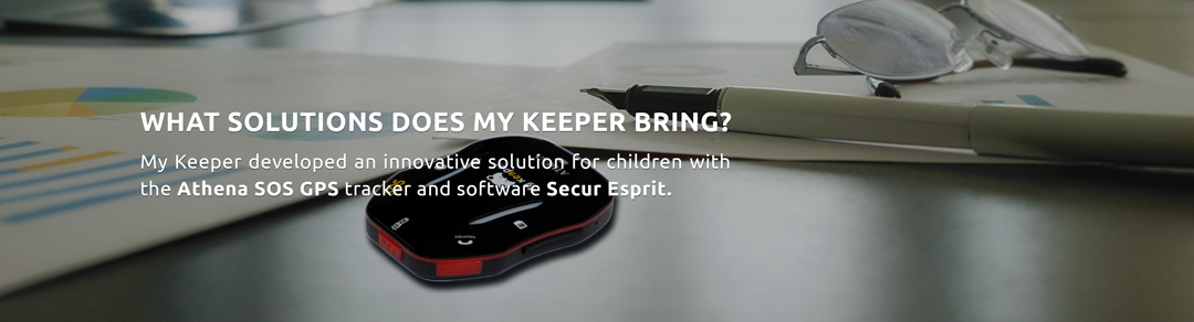 For the safety of children, the Athena Alert Button has the advantages of a laptop without the inconvenience